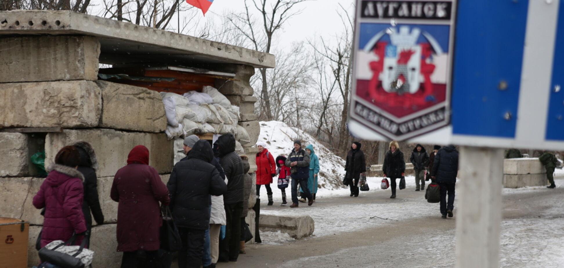 У 'ЛНР' шахтарі вимолюють зарплату через критичну ситуацію