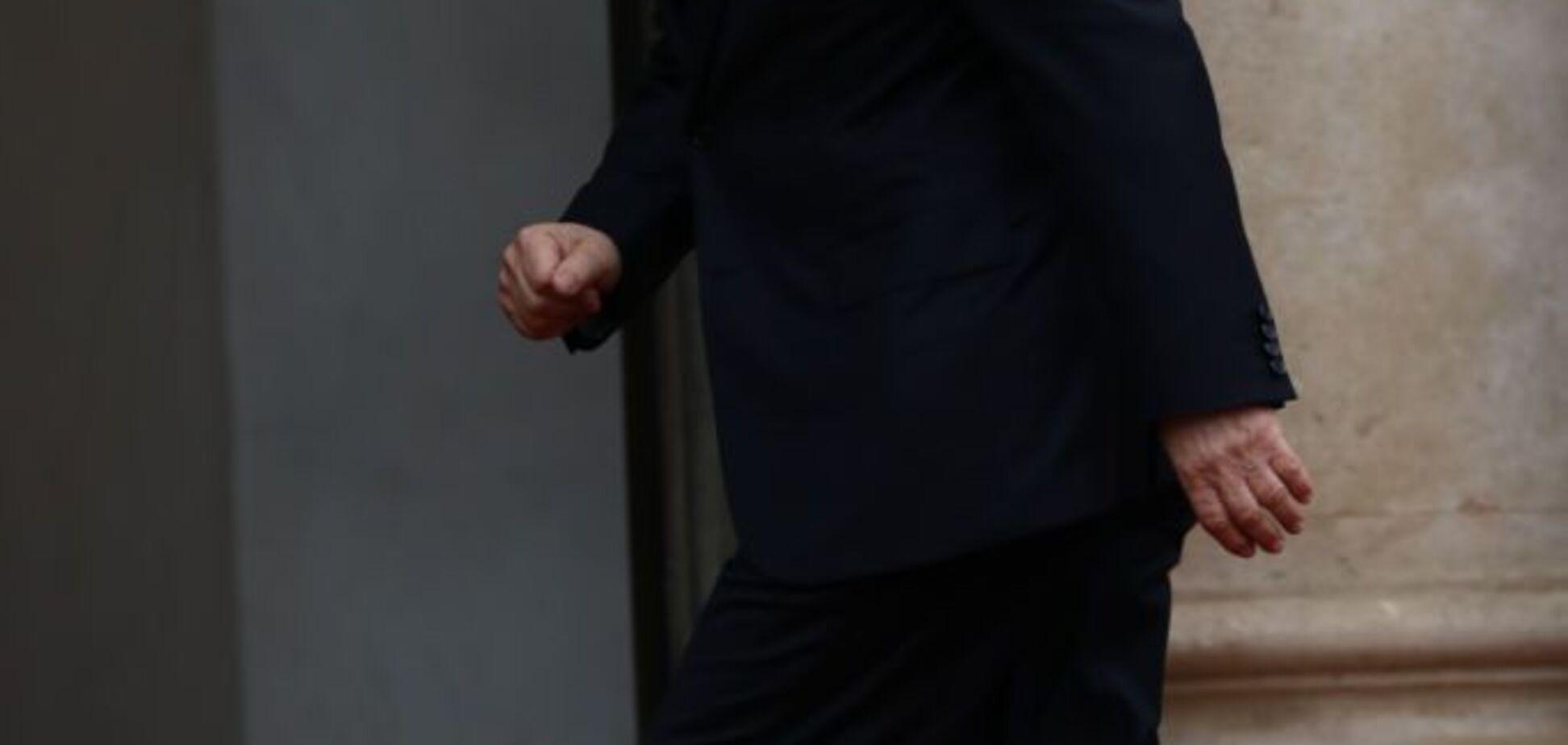 Путин в клетке: опять его понесло