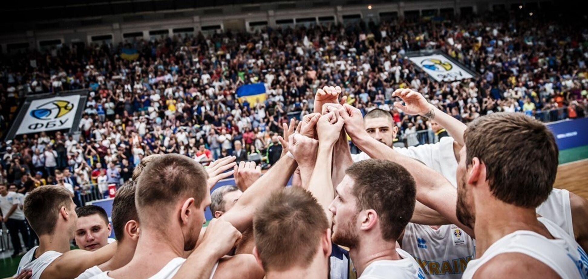Появилось яркое промо к баскетбольной супербитве Украина – Черногория