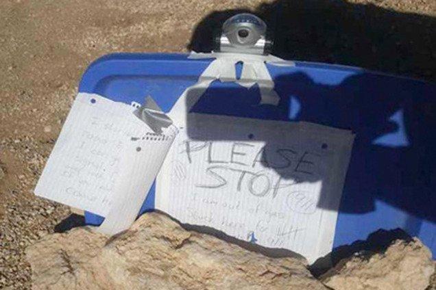 Провела в пустыне пять дней: ошибка навигатора заставила туристку выживать
