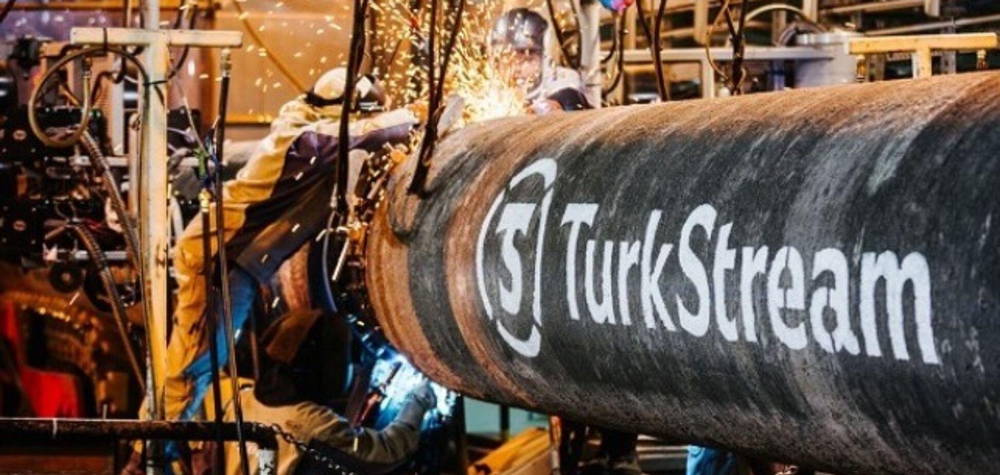 У ЄС розповіли, коли почнуть отримувати газ через 'Турецький потік'
