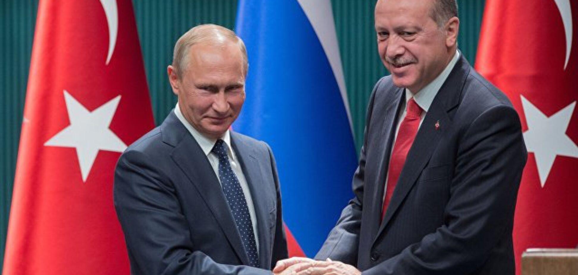 Путин вбухал в проект 20 миллиардов баксов, а Украину не наказал