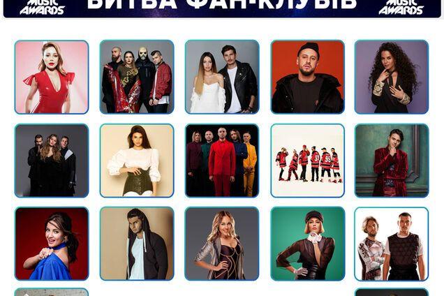 """M1 Music Awards"" начал масштабную ""Битву фан-клубов"": подробности"