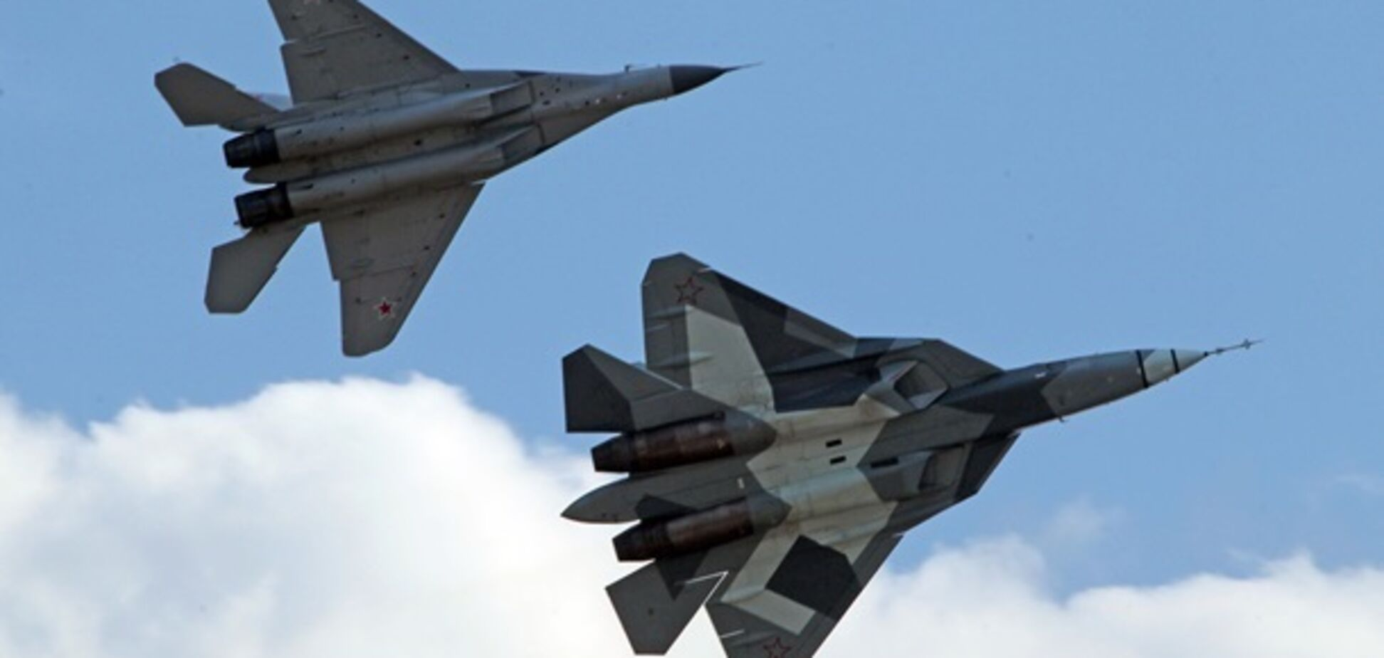 ''Личинка!'' Бойові літаки Росії підняли на сміх