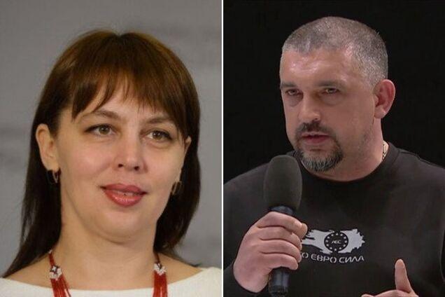 Наталія Веселова і Олег Ярошевич