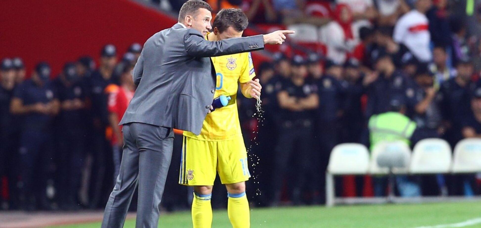 Прощався, різав, довіряв: як Шевченко змінив збірну України цієї осені