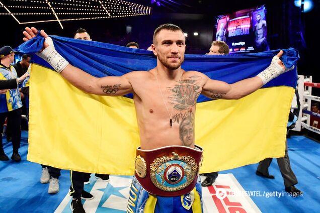 ''Горжусь, что я – украинец!'' Ломаченко сделал патриотичное заявление: опубликовано видео