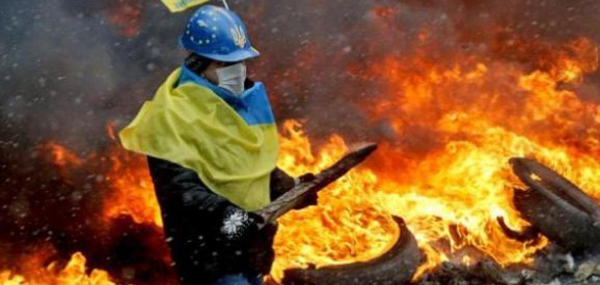 Для украинцев обратного пути нет — отец Героя Небесной Сотни