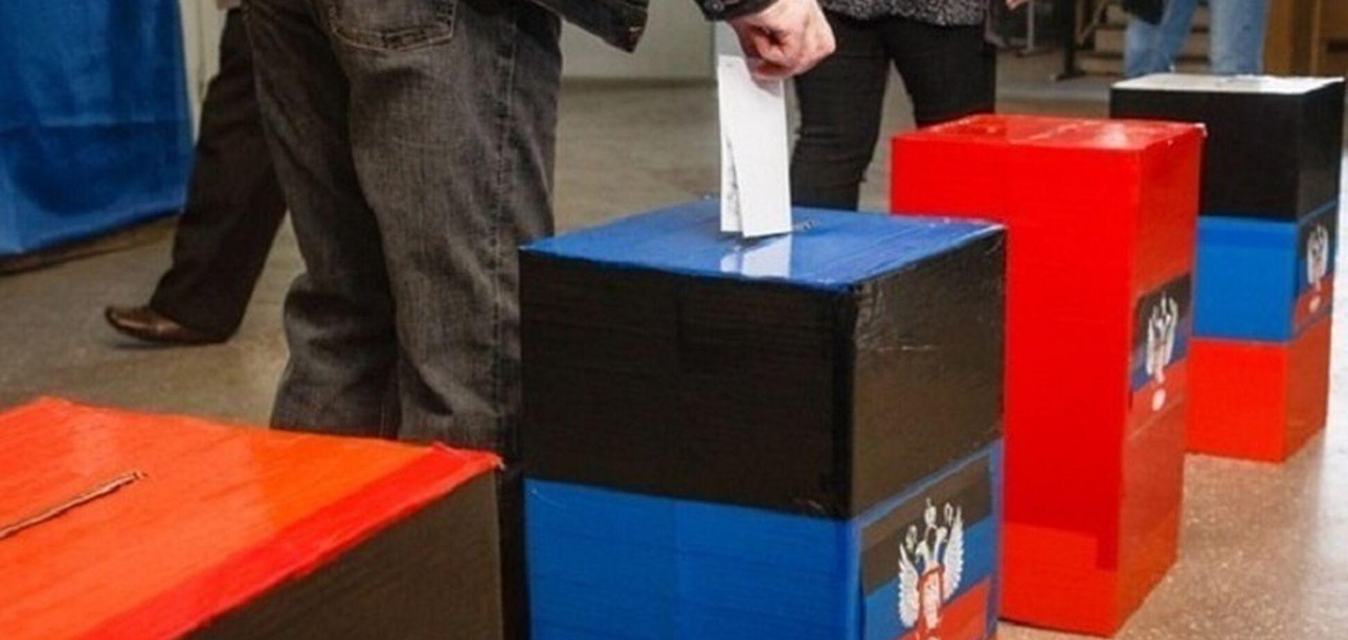 Хотів підірвати ''вибори'': у ''ДНР'' заявили про затримання ''терориста-СБУшника''