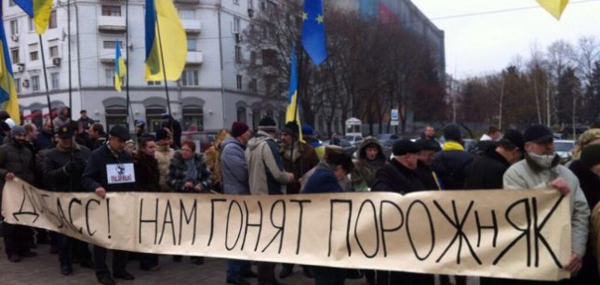 Почему провалился Евромайдан на Донбассе: Гай рассказал о плане России