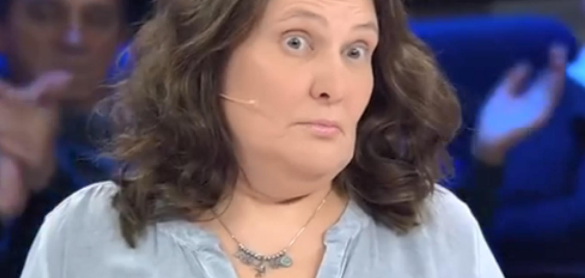 ''Повісити на стовпах!'' Монтян в ефірі росТБ закликала вбивати українців