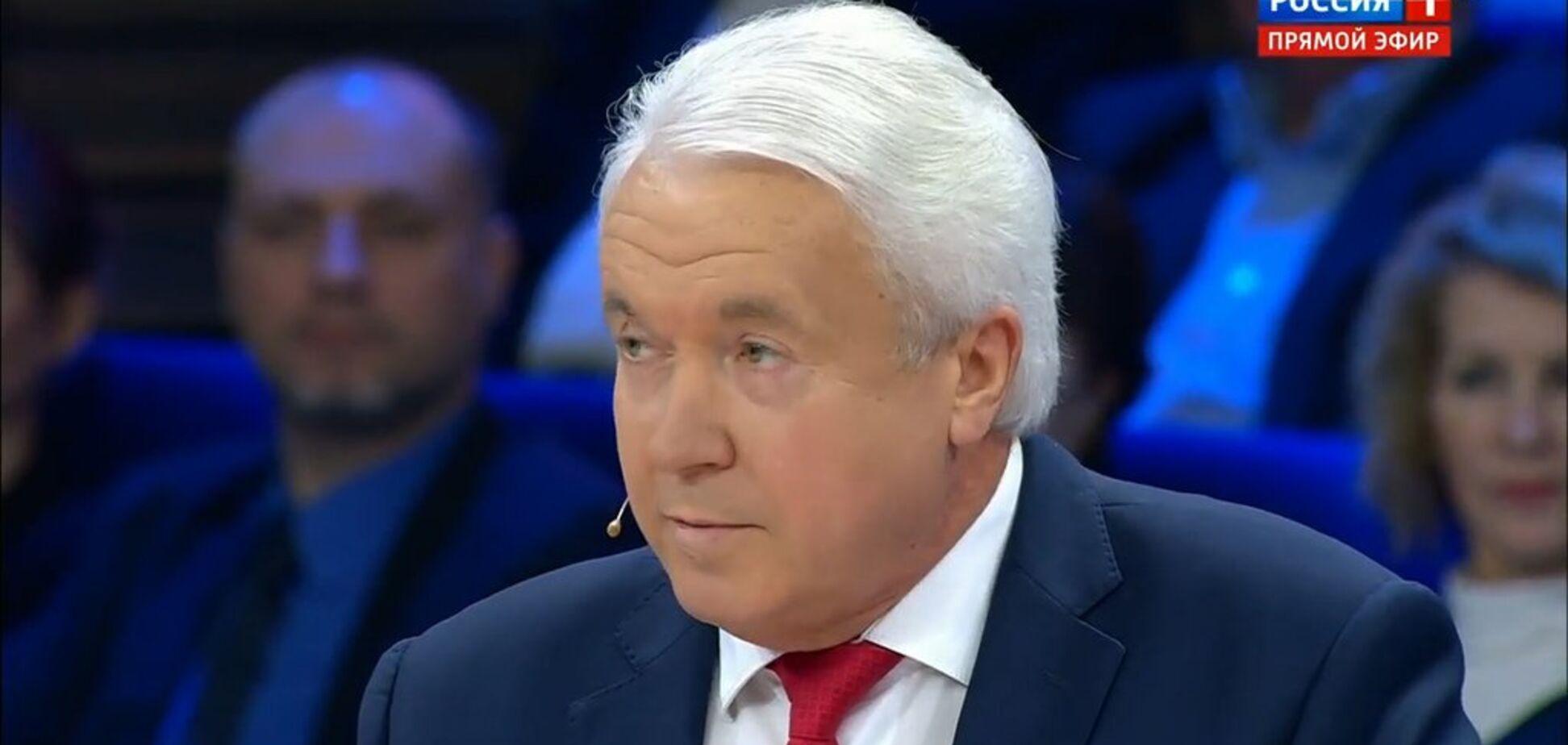 Олейник оскандалился нелепыми шутками об Украине на росТВ