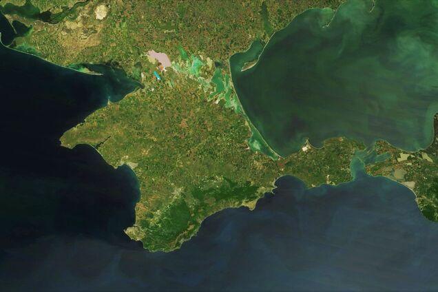Оккупанты решили изменить границы Крыма