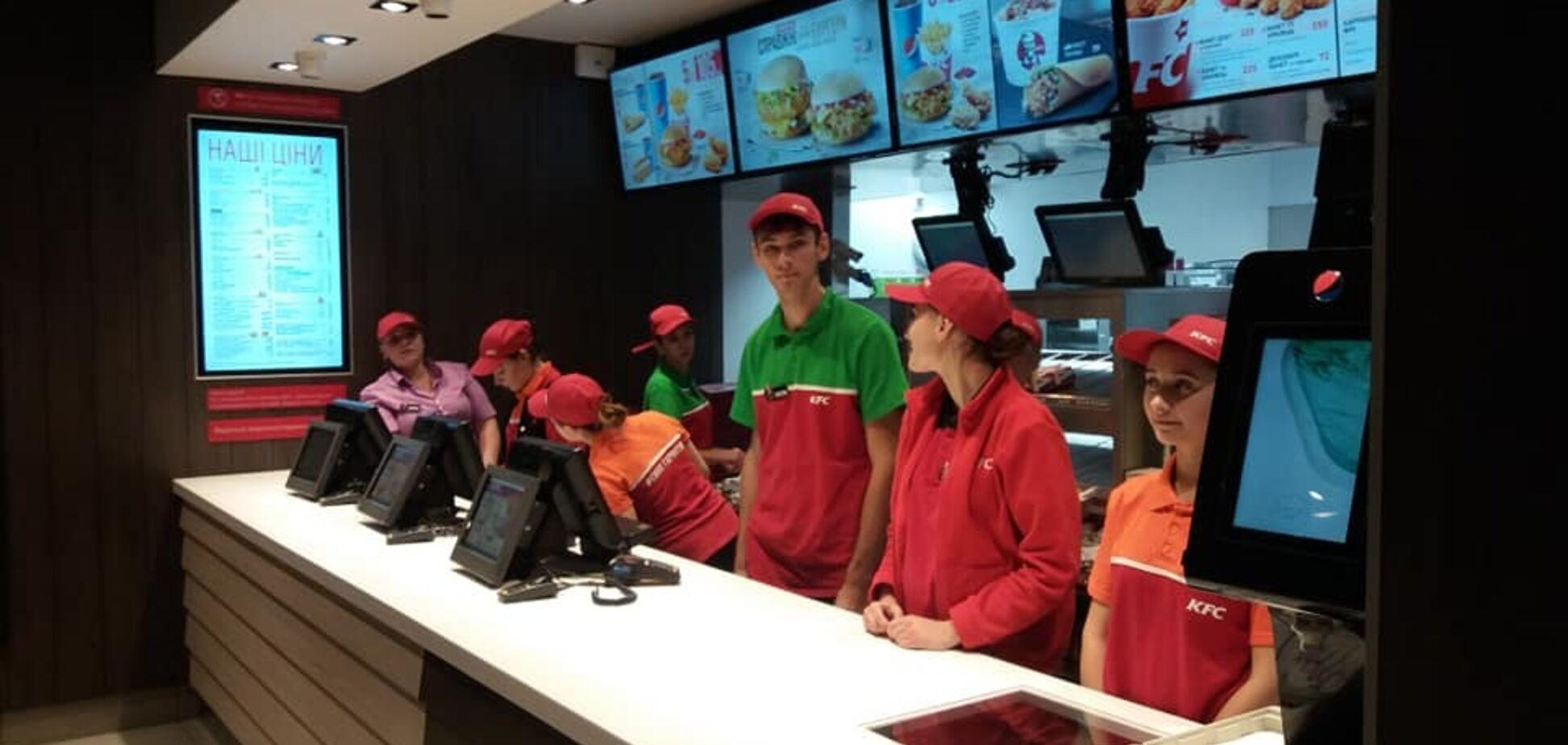 KFC закрився: скандальний ресторан відступився у Києві