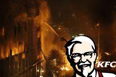 ''Відкрилися як злодюжки'': KFC звинуватили в проросійських провокаціях