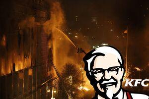 ''Открылись как жулики'': KFC обвинили в пророссийских провокациях