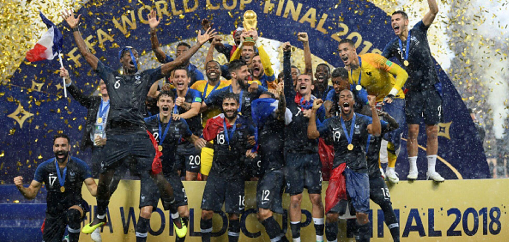 Чемпіонат світу в Росії назвали несправжнім