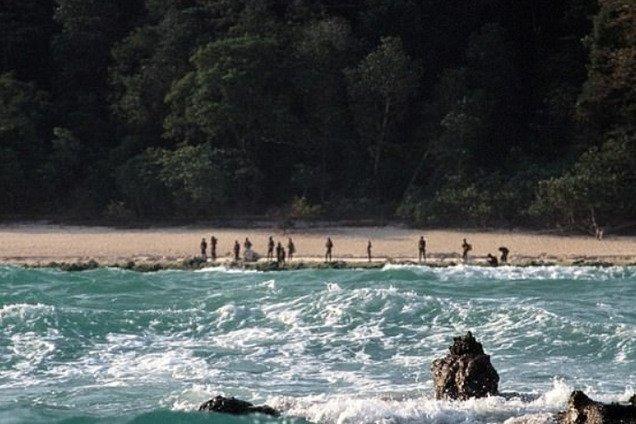 На индийском острове дикари жестоко расправились с американским туристом: подробности