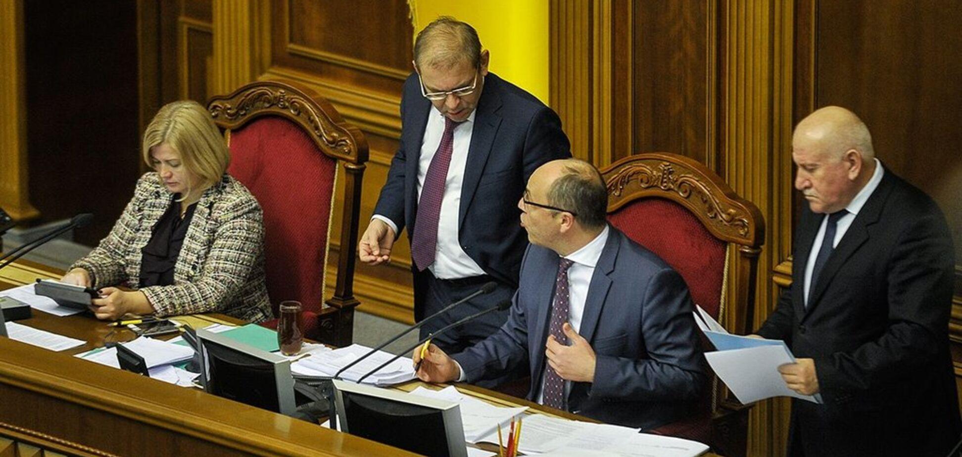 Долгая ночь в Раде: как нардепы принимали госбюджет-2019. Фоторепортаж