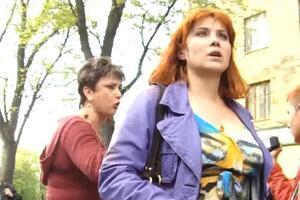 ''Виновато правительство!'' Преподавательница-сепаратистка из Харькова сделала резкое заявление