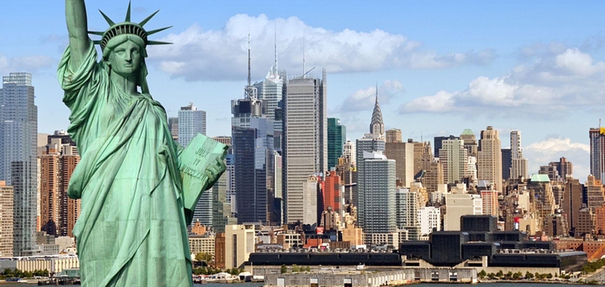 Америка не проходной двор и не благотворительная лавка