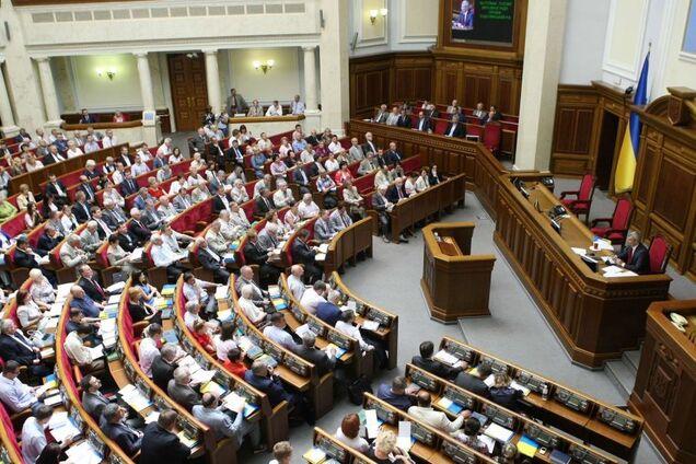 Указ Порошенко о военном положении: партии-противники