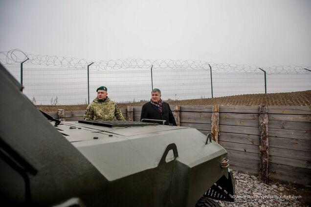 Аваков похвалився успіхами на російському кордоні