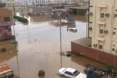Священный город мусульман ''утонул''