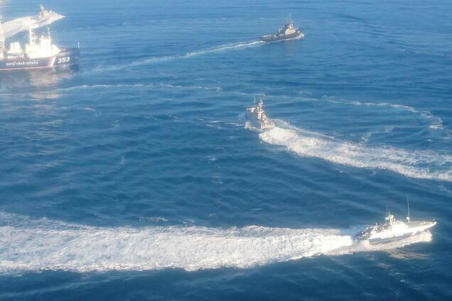 Украина пригрозила РФ жестким ответом за атаку в море