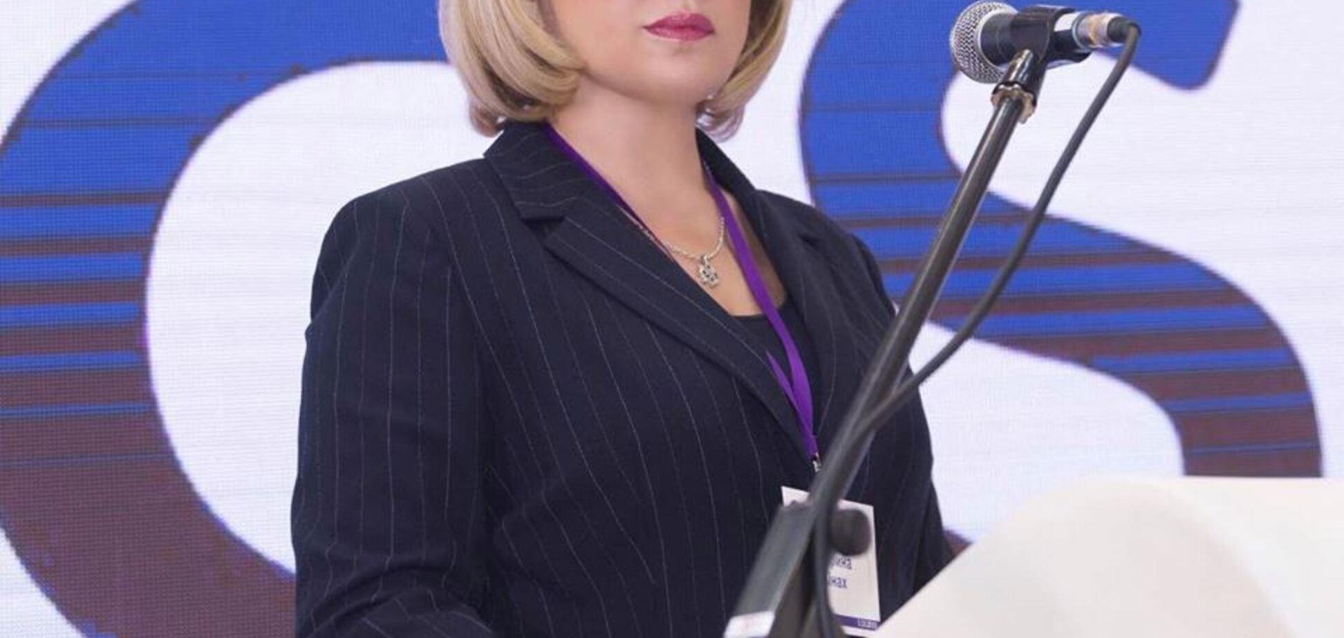 ''Верните, пожалуйста'': в Киеве ограбили жену экс-премьера