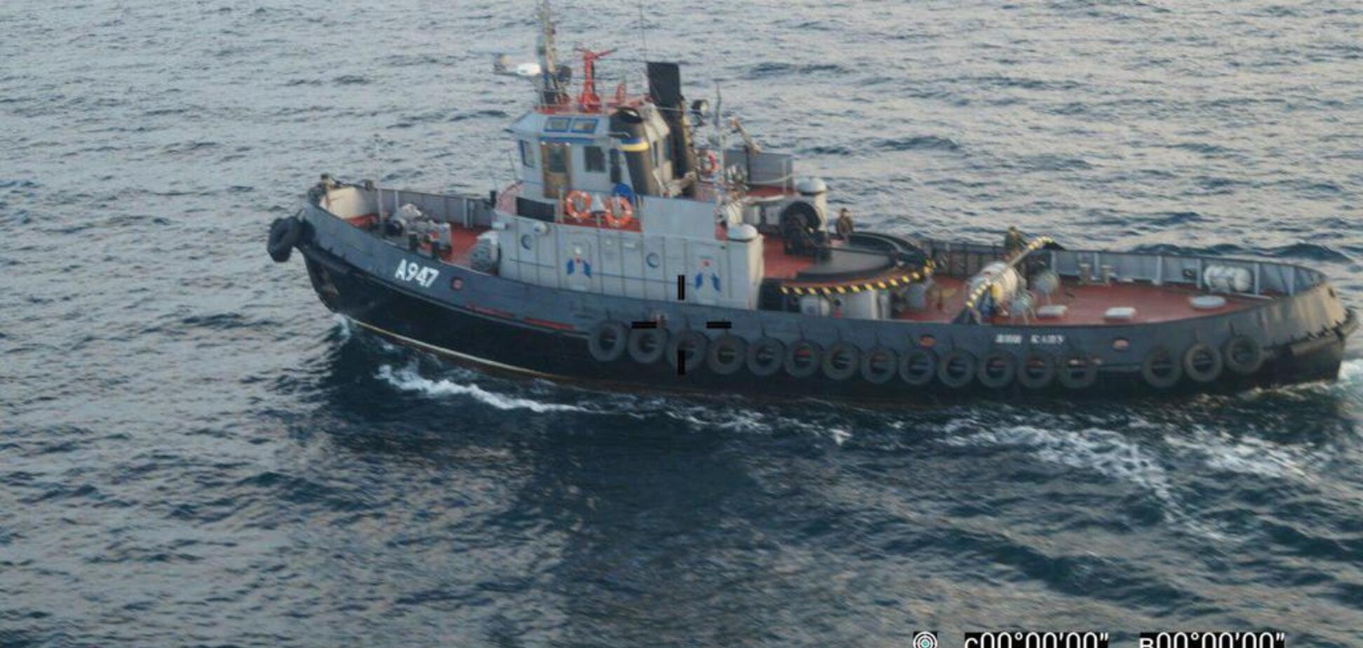 ''Перейшли межу'': в Україні жорстко відповіли на провокації Росії в морі