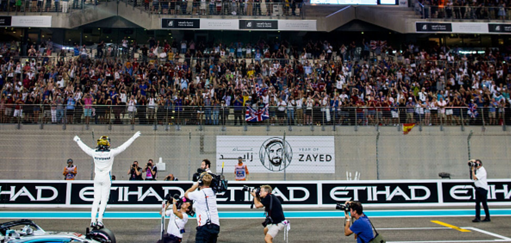 В Формуле-1 побит впечатляющий рекорд всех времен