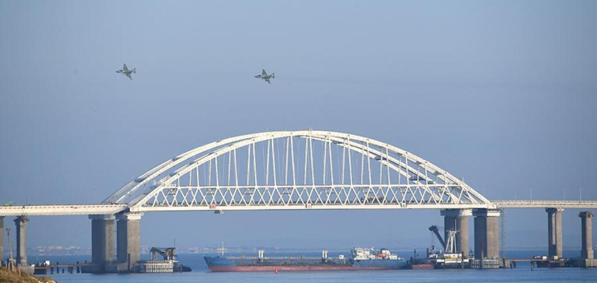 Росія стягнула літаки-штурмовики до Керченської протоки: з'явилися фото і відео