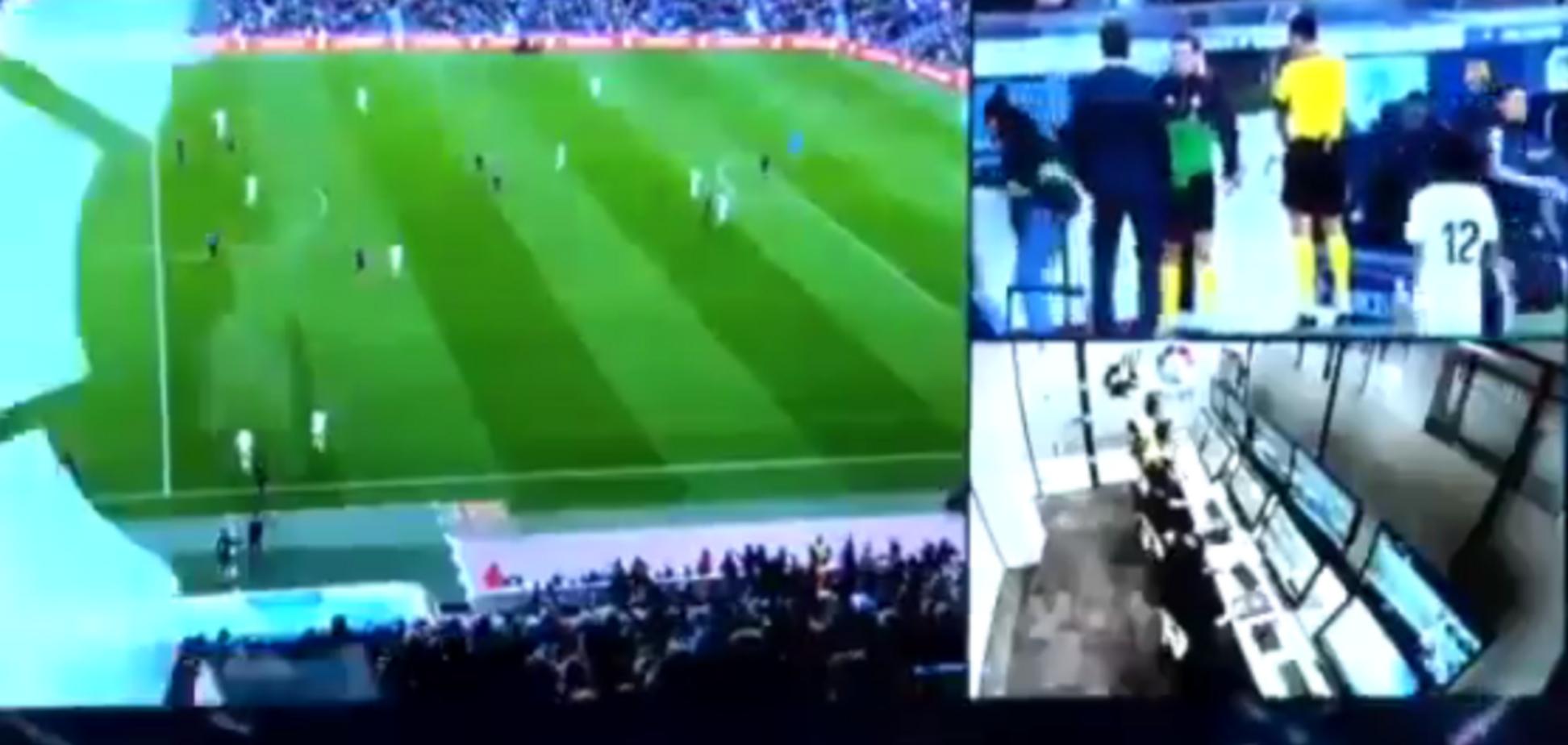У мережі показали, як насправді працюють футбольні арбітри: унікальне відео