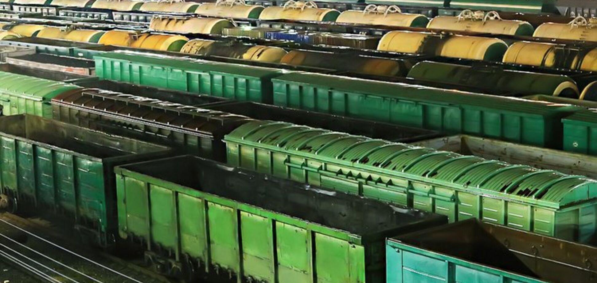 Эксперт рассказал, как разворовывают поезда ''Укрзалiзницi''
