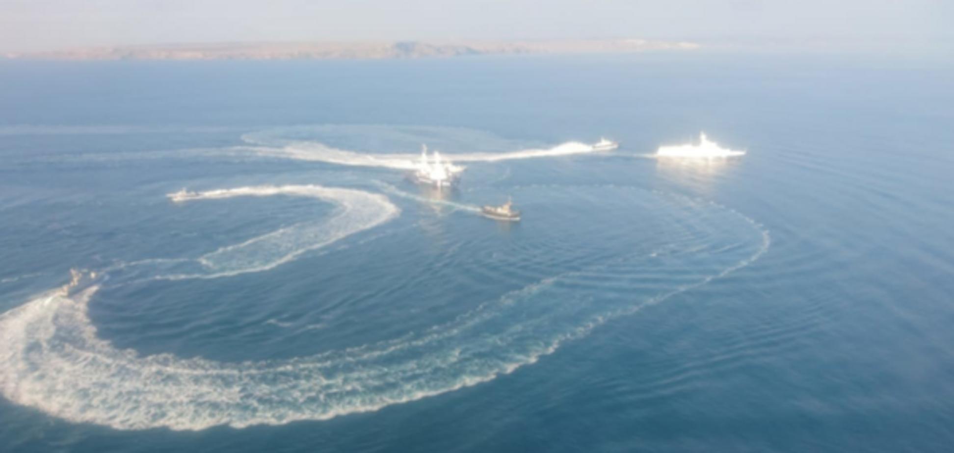 Куда увезли украинские корабли с пленными: Россия назвала место