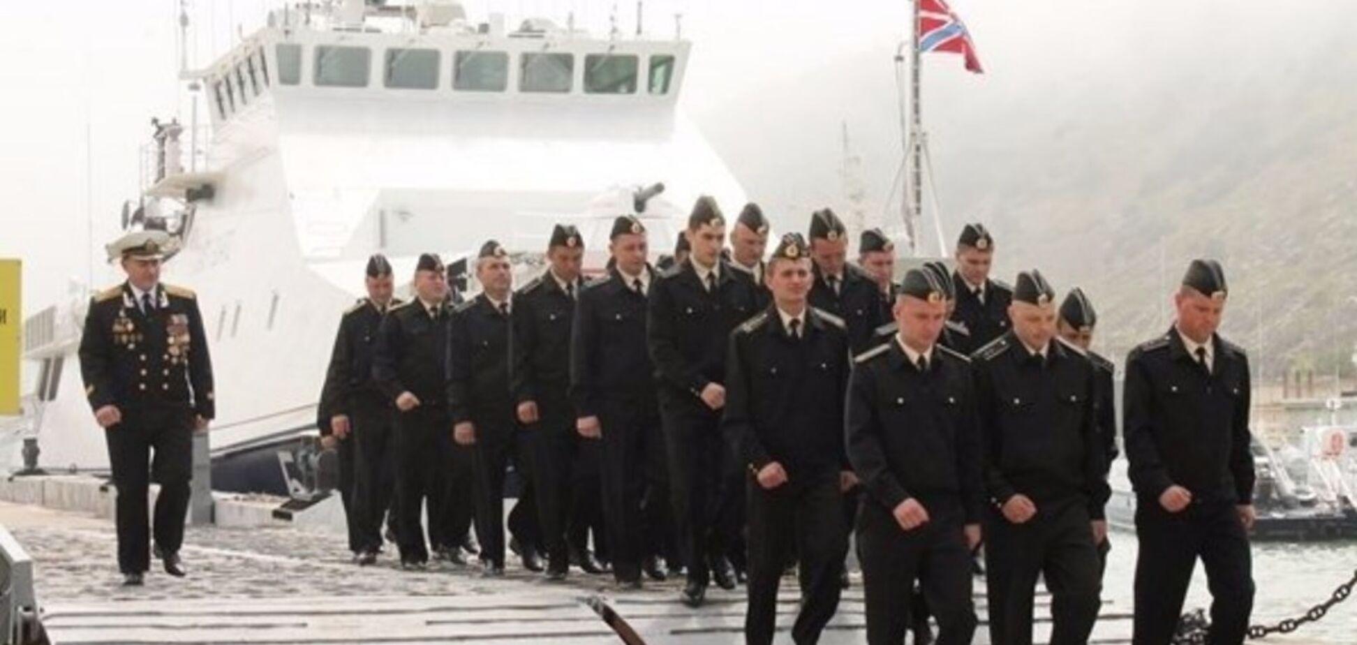 Появились фото российских командиров, напавших на корабли Украины