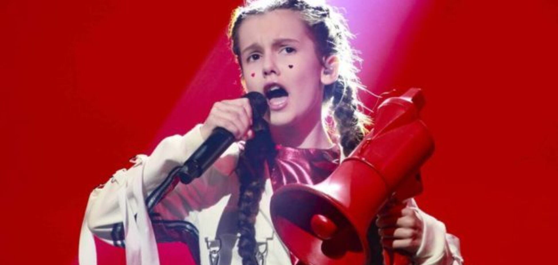 ''Захоплюємося і пишаємося'': учасниця дитячого ''Євробачення'' від України зворушила мережу