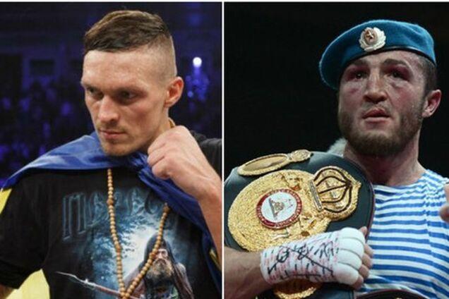 """""""Палату замовив?"""" У РФ висміяли боксера через бій із Усиком"""