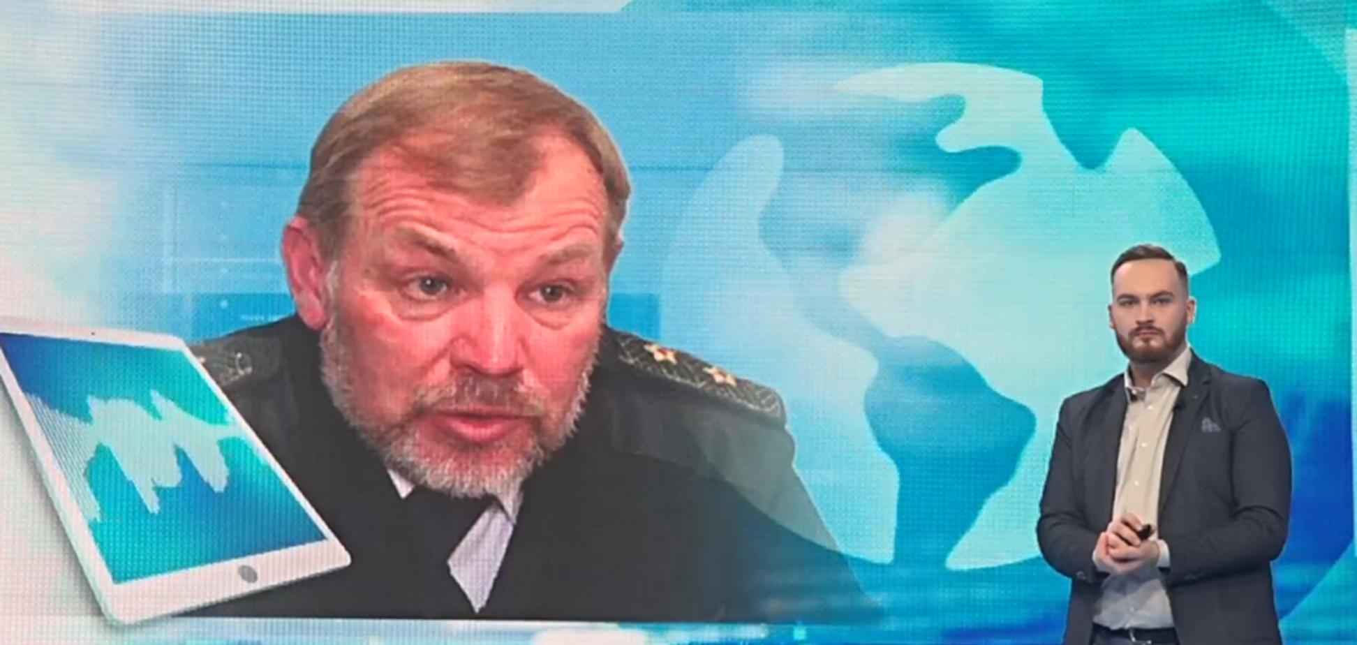 ''Втрата ініціативи та відсутність державної морської політики'': віце-адмірал про загострення ситуації на Азові
