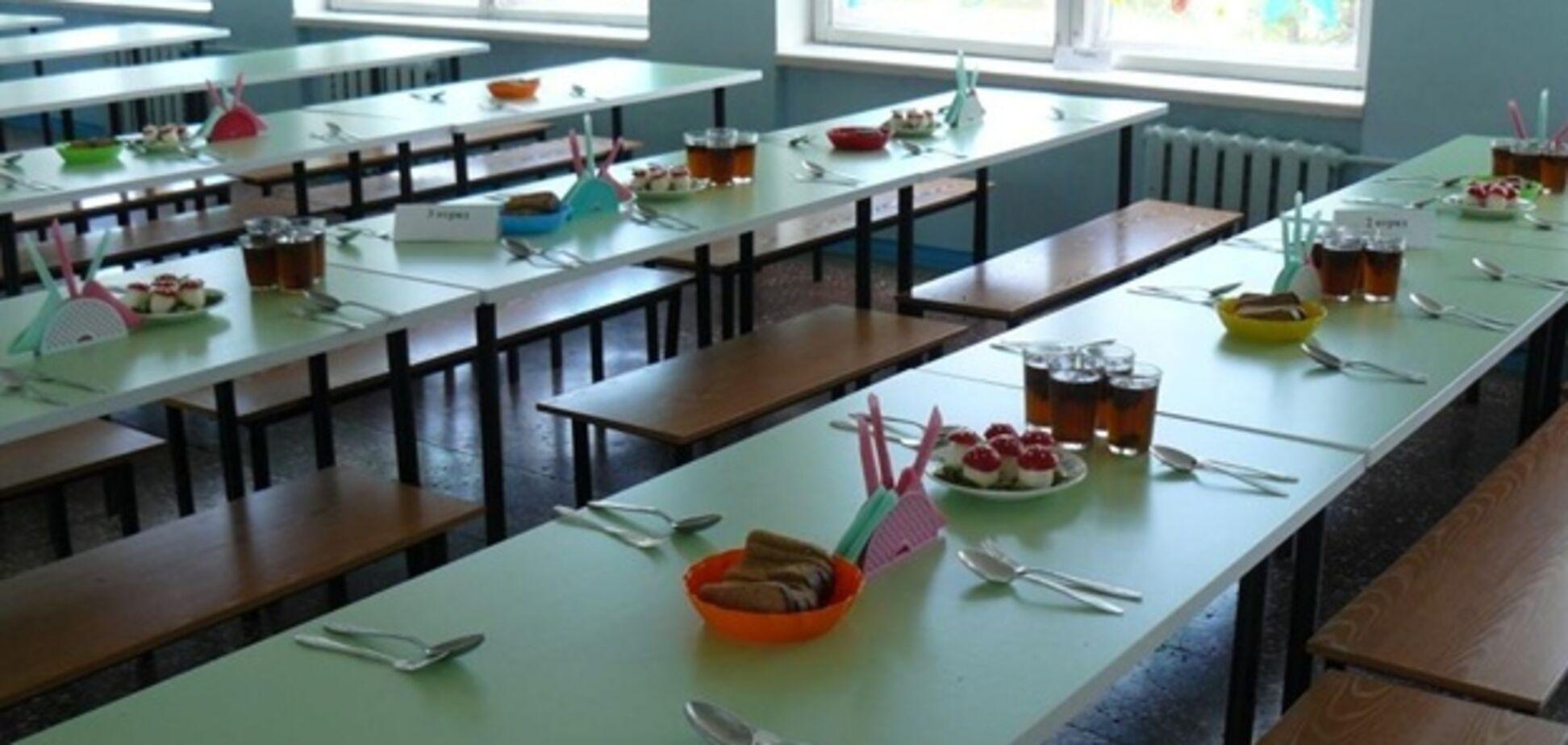 В киевской школе обнаружили опасную бактерию