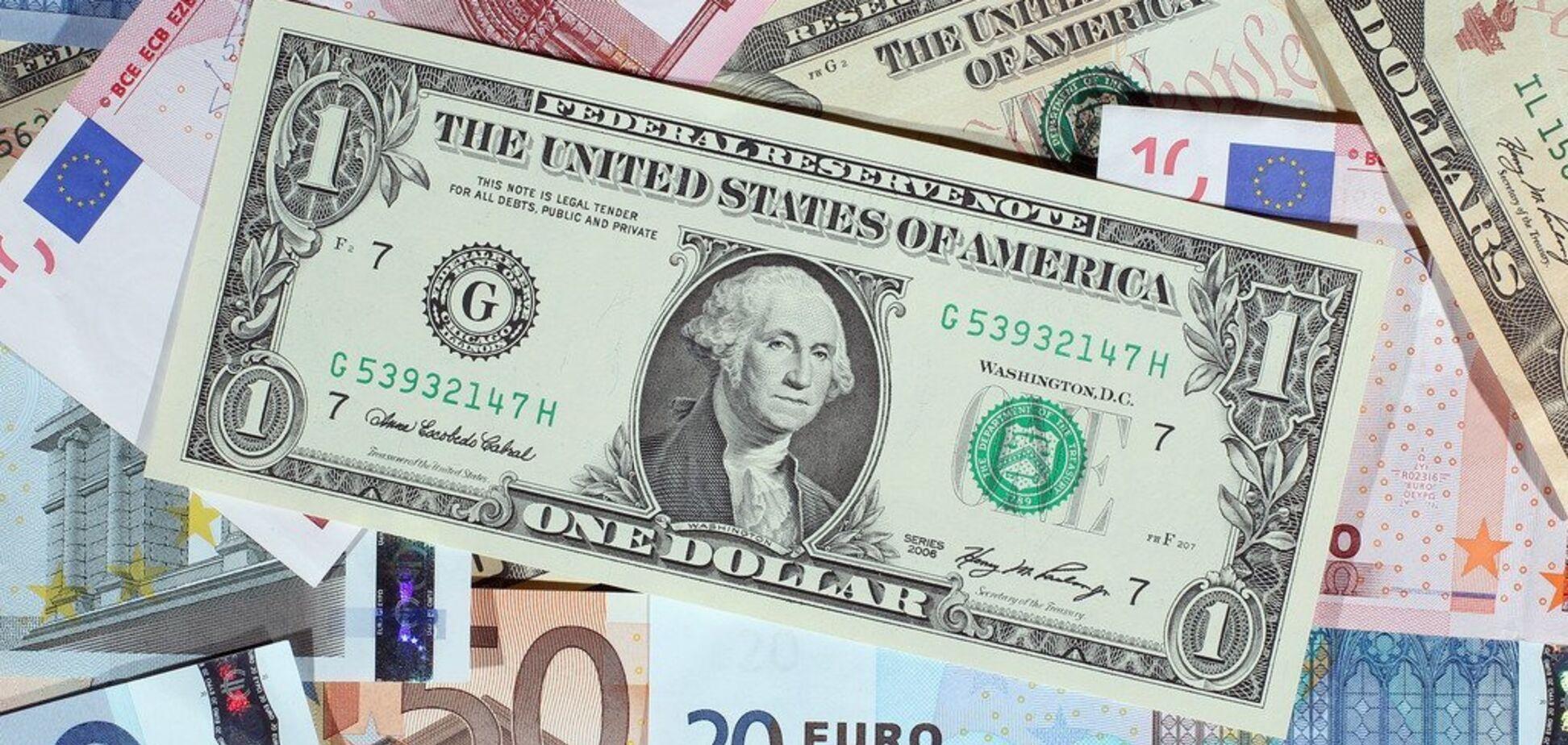 Курс долара в банках: як валюта відреагувала на воєнний стан