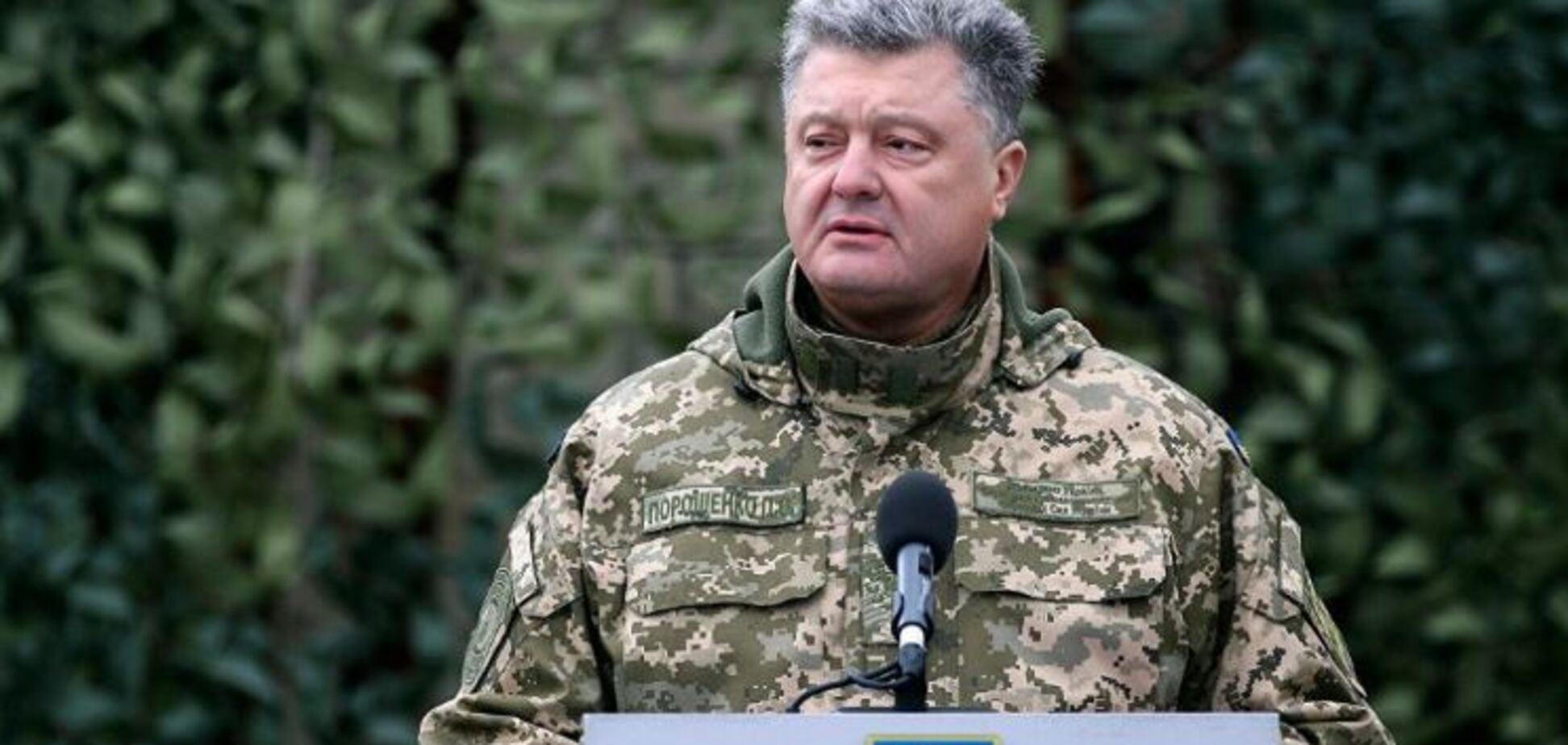 Масштабна війна з Росією! Порошенко оголосив українцям про загрозу