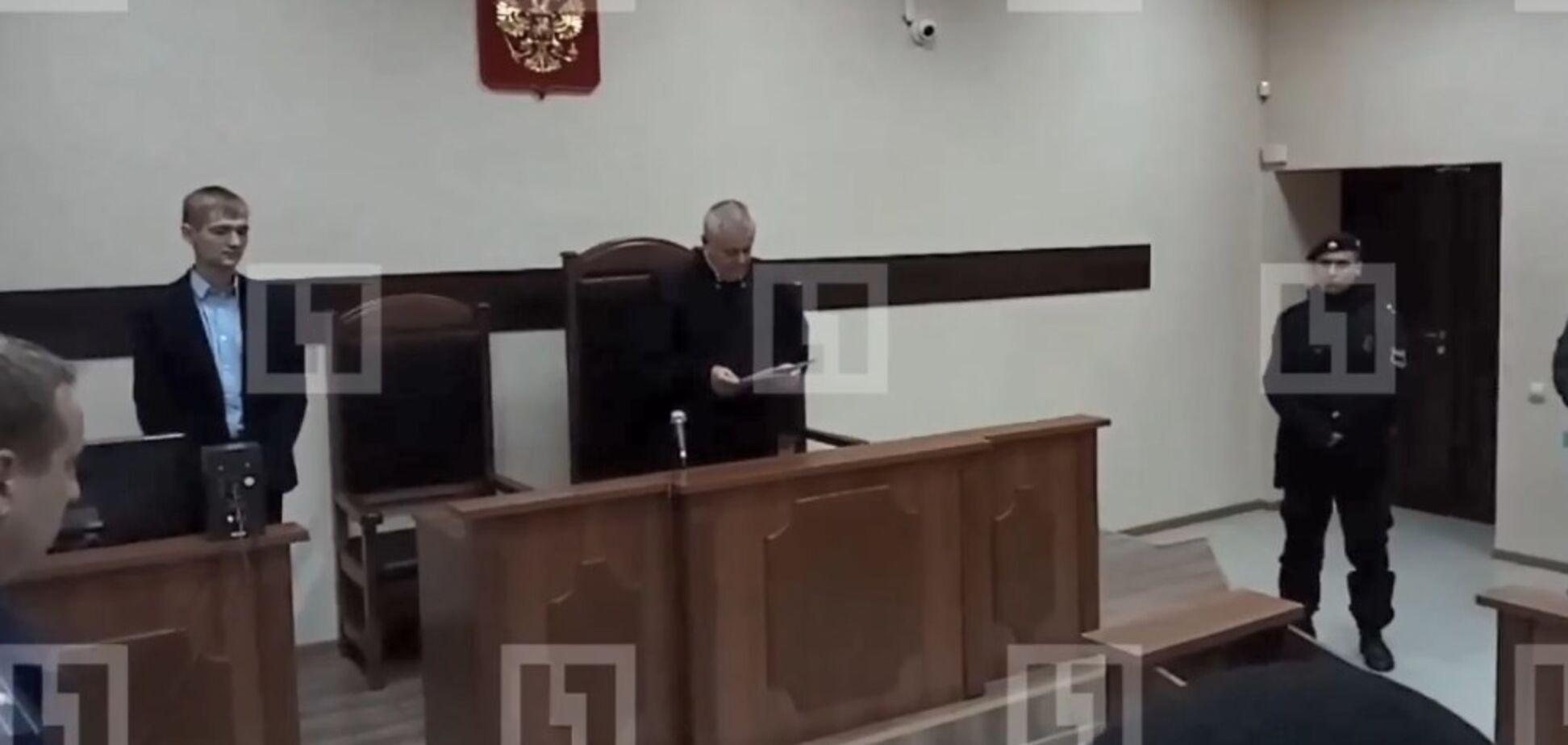 В Крыму 'арестовали' 15 пленных украинских моряков: подробности, фото и видео