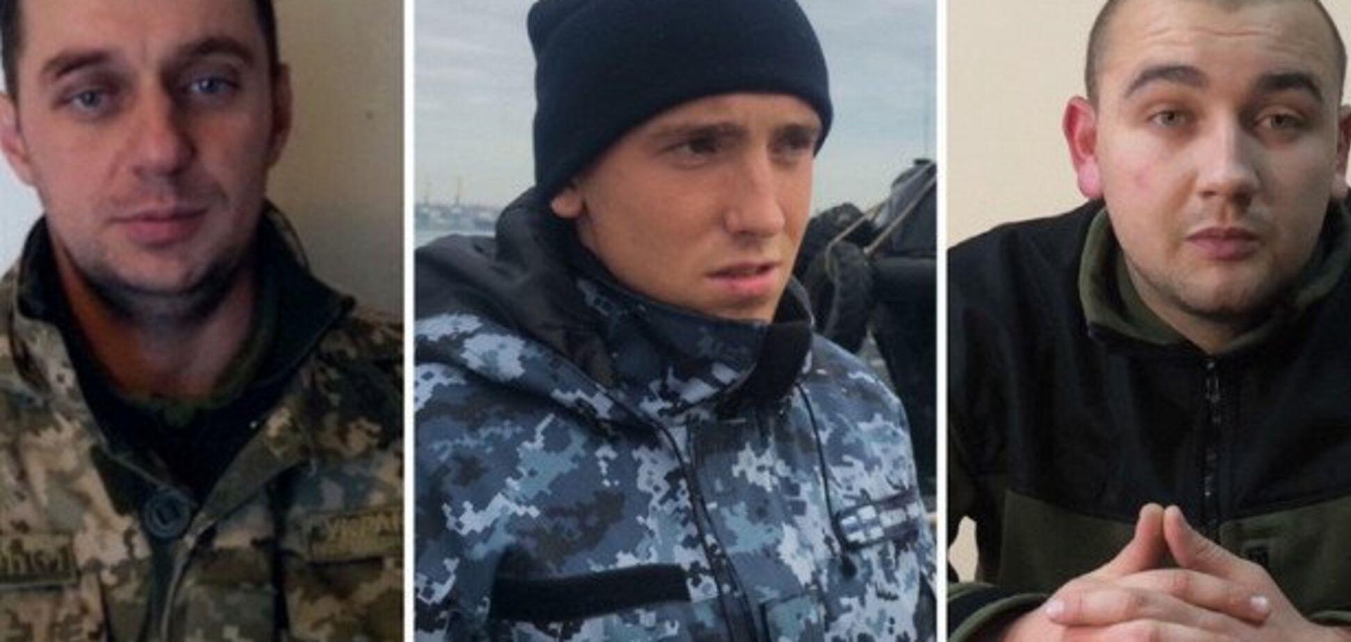 ''Умови жахливі'': полонених українських моряків годують ''помиями''
