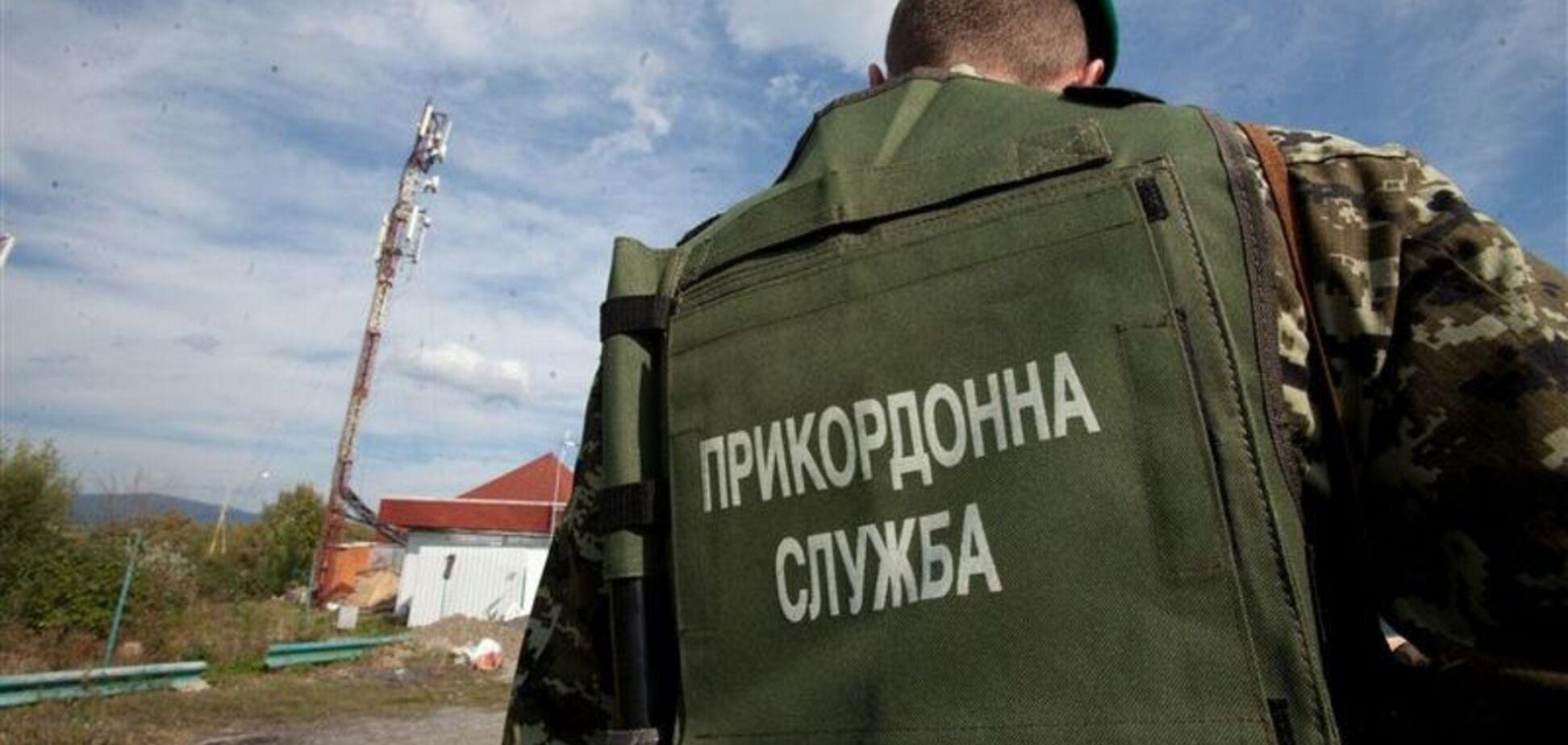 Українські прикордонники приведені в повну бойову готовність