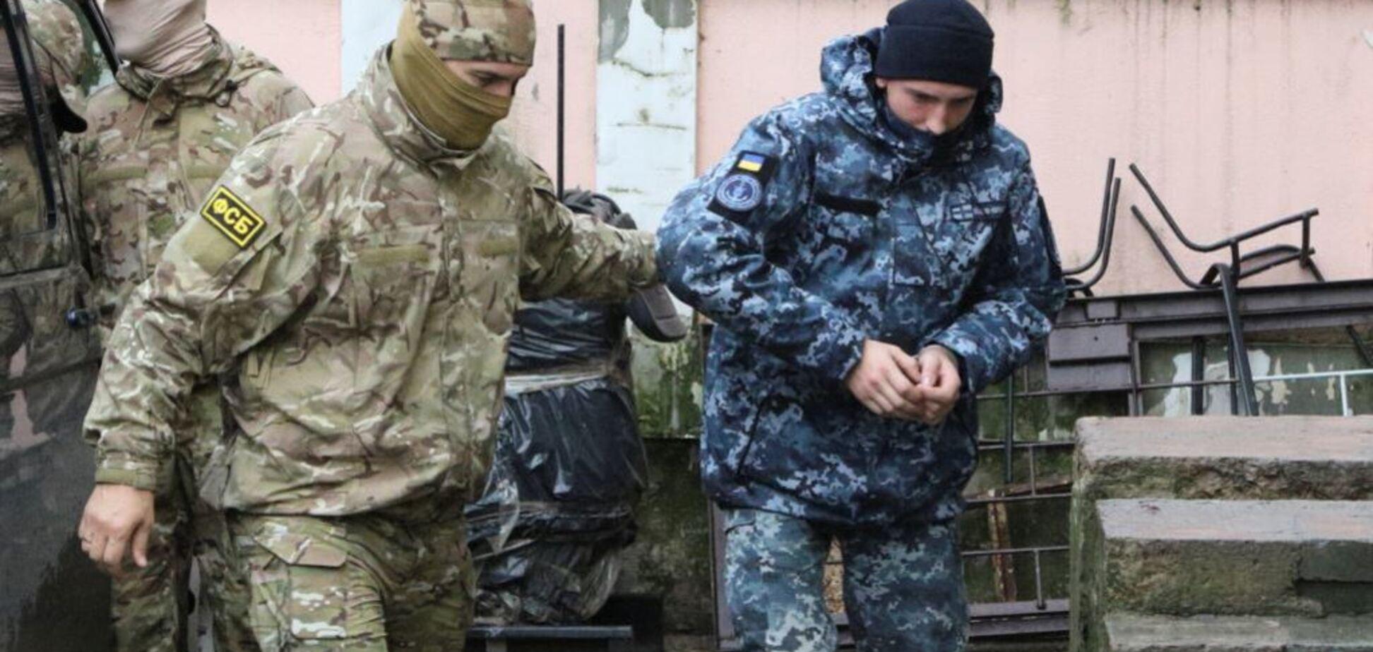 У Криму вирішили долю захоплених українських моряків: усі подробиці
