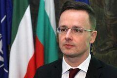 ''Есть один сценарий'': в Венгрии сделали странное заявление о войне России с Украиной