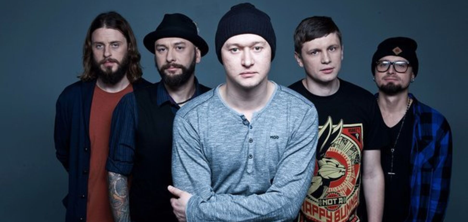 Старый добрый 'Бумбокс': в сети расхвалили новый сингл группы 'Твій на всі 100%'