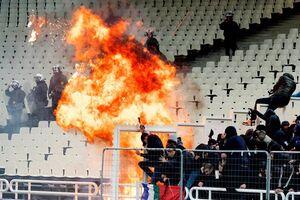 Дичь дня: фанатам 'Аякса' устроили погром на матче ЛЧ